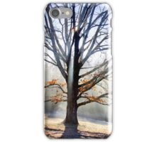 misty tree iPhone cover cell phone cover photo  iPhone Case/Skin