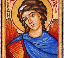Heiliger Schutzengel  Guardian Angel 5 enhanced by Adam Asar