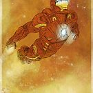 Iron Man by jeffrodgers
