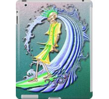 Skull Surfer iPad Case/Skin