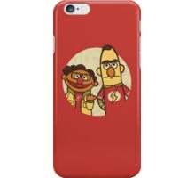 The Puppet Paradox iPhone Case/Skin