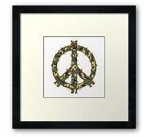 Primary Objective Framed Print