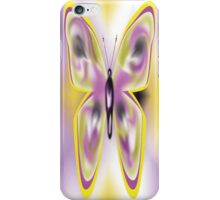Retro Butterfly iPhone Case/Skin