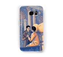 Christmas in New York Samsung Galaxy Case/Skin