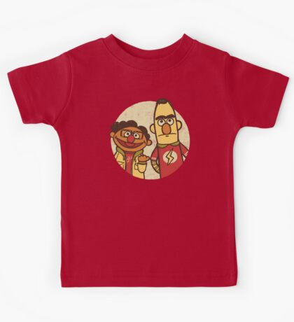 The Puppet Paradox Kids Tee