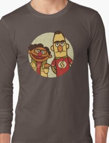 The Puppet Paradox Long Sleeve T-Shirt