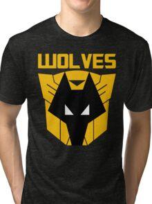 Wolverhampton Wanderers F.C. Transformers Tri-blend T-Shirt