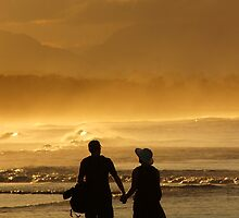 Together, Byron Bay, Australia by strangelight