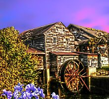 Moon Mill restaurant Pigeon Forge by Randy Branham