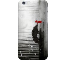 little red riding hood ~ the first touch iPhone iPhone Case/Skin