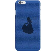 Someday My Prince Will Come iPhone Case/Skin