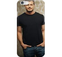 Mc. Steamy Grey's anatomy -iphone case iPhone Case/Skin