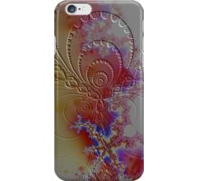 atomic forces iPhone Case/Skin
