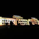 Happy Birthday Canberra Turns 100,  Old Parliament House   Australia  by Kym Bradley