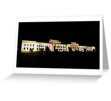 Happy Birthday Canberra Turns 100,  Old Parliament House   Australia  Greeting Card