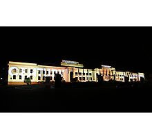 Happy Birthday Canberra Turns 100,  Old Parliament House   Australia  Photographic Print