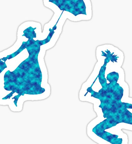 Mary Poppins 2 Sticker