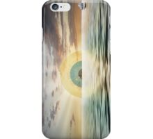 eye sun - sun eye iPhone Case/Skin