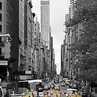New York Streets by Danny Thomas