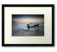 Sunbeam 3 - rossbeight co. kerry Framed Print