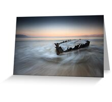 Sunbeam 3 - rossbeight co. kerry Greeting Card
