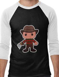 Freddy Krueger Men's Baseball ¾ T-Shirt
