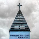 St Peter Baptist Church at Gambier in Nassau, The Bahamas by Jeremy Lavender Photography