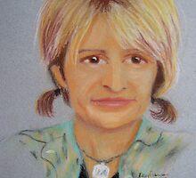 Karin Taylor by Hilary Robinson