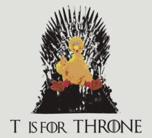 T is for Throne T-Shirt