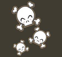 Cute Skulls by Nayume