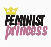 Feminist Princess by Laurieee