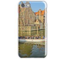 Rozenhoedkaai-Bruges iPhone Case/Skin
