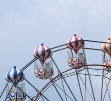 The Ferris Wheel Sticker
