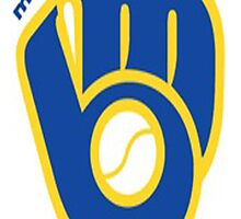 Milwaukee Brewers -iphone case by ksully