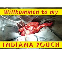 Indiana Pouch 2 Photographic Print