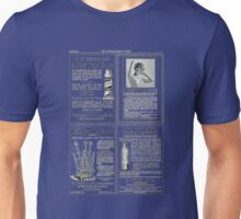 The International Studio, 1915 artists magazine advertisement page Unisex T-Shirt