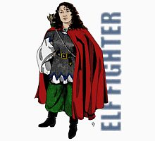 Elf Fighter  Unisex T-Shirt