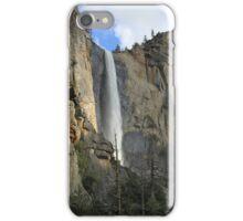 Yosemite's free falling  iPhone Case/Skin