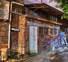 Forgotten Brisbane I by William Bullimore