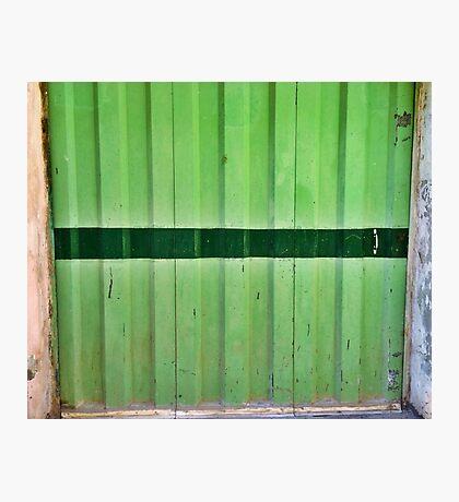 Green Grass - Chiara Conte Photographic Print