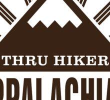 Appalachian Trail Badge Sticker