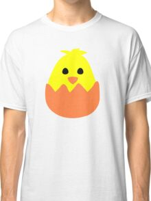 Hatching Easter Chick Classic T-Shirt