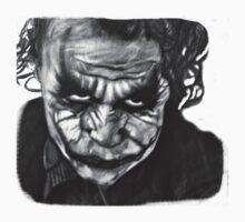 The Joker by Astvdillo