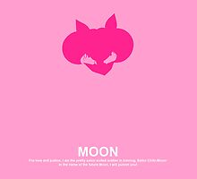 Sailor Chibi Moon Case by Oshiokiyo