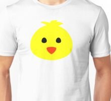 Cute Easter Chick Unisex T-Shirt