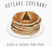 Hotcake Covenant by bearwithscissor