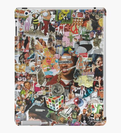 For Keyboards Process Two iPad Case/Skin
