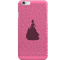 A Dream is a Wish Your Heart Makes iPhone Case/Skin