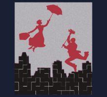 Mary Poppins 3 Kids Tee
