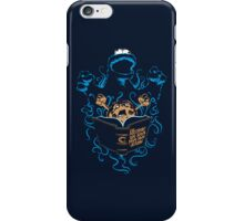 The Necron-Om-Nom-Nom-Nom-Nicon iPhone Case/Skin